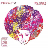 Incognito - Best (2004-2017) ( 1 CD )