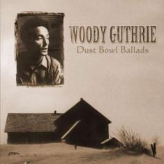 Woody Guthrie - Dust Bowl Ballads -Hq- ( 1 VINYL ) - Muzica Folk
