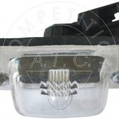 Lampa numar inmatriculare VW Golf 3 III fabricat in perioada 08.1991 - 07.1998 AIC cod 53386