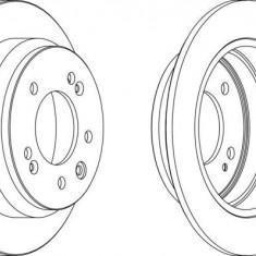 Disc frana spate plin KIA Sportage fabricata incepand cu 09.2009 FERODO cod 1157- DDF1618 - Discuri frana