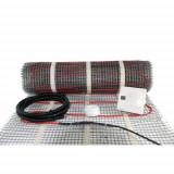 Kit covor incalzire electrica prin pardoseala 1 m² - 150 W, + termostat mecanic