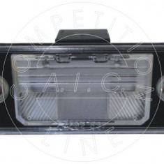 Lampa numar inmatriculare VW Tiguan (5N) fabricat incepand cu 09.2007 AIC cod 5458 2