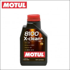 Ulei motor MOTUL 8100 X-CLEAN+ 5W30 5L cod 8100 X-CLEAN+ 5W30 5L