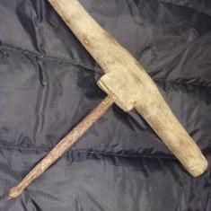Sfredel antic, burghiu antic manual - Burghiu de mana Scheppach