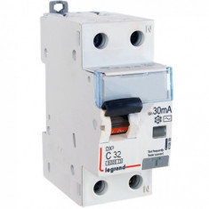 Diferential 411005 1P+N 32A 30mA 6KA - Tablou electric si siguranta