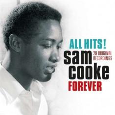 Sam Cooke - Forever - All Hits! ( 1 CD ) - Muzica R&B