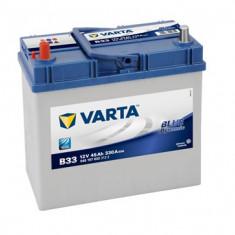 Acumulator baterie auto VARTA Blue Dynamic 45 Ah 330A cu borne inguste si borne inverse cod 5451570333132, 40 - 60