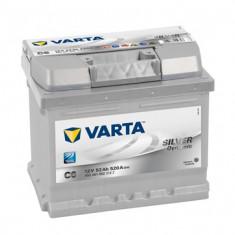 Acumulator baterie auto VARTA Silver Dynamic 52 Ah 520A cod 5524010523162, 40 - 60
