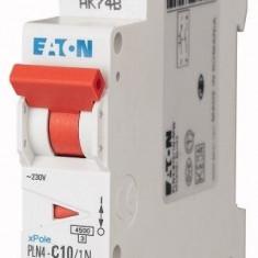 Disjunctor PLN4-C10/1N 1P+N/10A/4.5KA - Tablou electric si siguranta