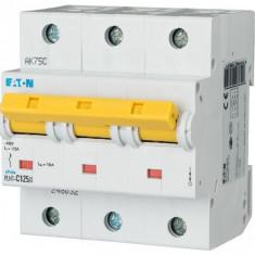 Disjunctor PLHT-C125/3 3P/125A/25KA - Tablou electric si siguranta
