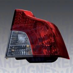 Stop lampa stanga Volvo S40 II (03.07 ->) MAGNETI MARELLI cu lumina de ceata spate cod 714027171702