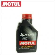 Ulei motor MOTUL SPECIFIC 505.01 5W40 1L cod SPECIFIC 505.01 1L