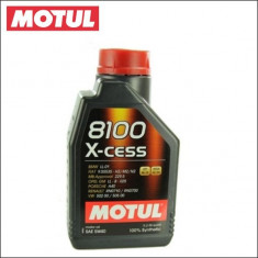 Ulei motor MOTUL 8100 X-CESS 5W40 1L cod 8100 X-CESS 5W40 1L