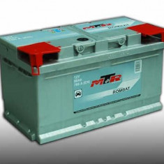 Acumulator baterie auto Rombat MTR LB5 90 Ah 850A cod AC00090, 80 - 100