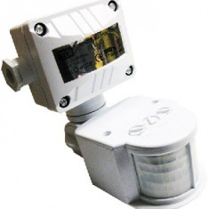 Senzor Miscare/Prezenta 180 grade JQ-35 Alb, Interioara