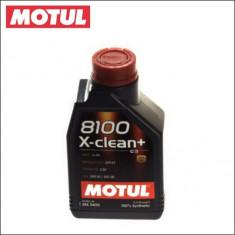 Ulei motor MOTUL 8100 X-CLEAN+ 5W30 1L cod 8100 X-CLEAN+ 5W30 1L