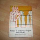 MANUAL DE CROITORIE SI LENJERIE PENTRU FEMEI - H. Waldner