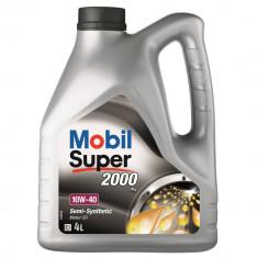 Ulei motor Mobil 1 MOBIL SUPER 2000 X1 10W40 4L cod 150865 / MS200010W40/4