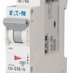 Disjunctor PLN4-C16/1N 1P+N/16A/4.5KA - Tablou electric si siguranta