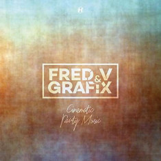 Fred V & Grafix - Cinematic Party Music ( 1 CD ) - Muzica Drum and Bass