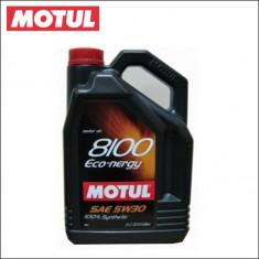 Ulei motor MOTUL 8100 ECO-NERGY 5W30 5L cod 8100 ECO-NERGY 5W30 5L