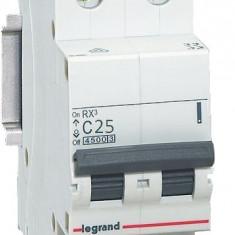 Disjunctor 419699 2P/C/25A/4.5KA - Tablou electric si siguranta