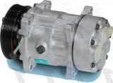 Compresor aer conditionat / clima NOU Peugeot 206 08.98 -> ITN cod 3 4 - AC-1 12