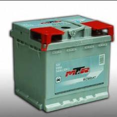 Acumulator baterie auto Rombat MTR L1 55 Ah 540A cod AC00100, 40 - 60