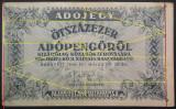Bancnota 500000  AdoPengo- UNGARIA, anul 1946  *cod 728 eroare tipar/ incadrare