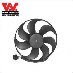 Ventilator radiator apa VW Bora VAN WEZEL cod 5888744 - Ventilatoare auto
