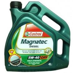 Ulei motor Castrol Magnatec Diesel B4 5W40 DPF 4L cod 24018 / 151B70