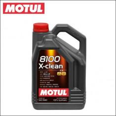 Ulei motor MOTUL 8100 X-CLEAN 5W40 C3 5L cod 8100 X-CLEAN 5W40 C3 5L