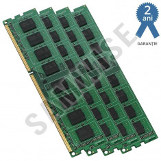 Memorie 1GB, DDR2, 667MHz, PC2-5300, Diverse modele pentru calculator desktop - Memorie RAM