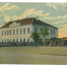 3812 - TURNU-SEVERIN, School - old postcard - unused - Carte Postala Oltenia 1904-1918, Necirculata, Printata