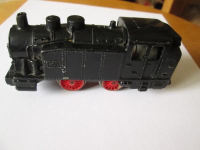 Locomotiva electrica franceza/tender 12 Volti Jouef 708 H0,lungime=115 mm foto