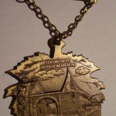 Medalie germana drumetie - Decoratie