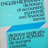 DICTIONAR EXPLICATIV ENGLEZ-ROMAN DE TERMENI CONTABILI, ECONOMICI SI FINANCIARI