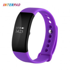 Ceas oled touch digital monitorizare puls pasi tacho inima android ios zeepin - Monitorizare Cardio