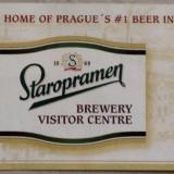 Bilet de intrare (folosit) - Centrul de vizitare - Fabrica de bere Staropramen 1