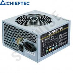 Sursa Chieftec iArena Series 500W GPA-500S8, 3 x SATA, 2 x Molex, PCI-Express - Sursa PC