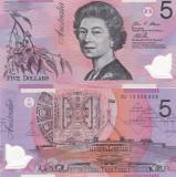Australia 5 Dollars 2013 UNC
