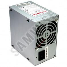 Sursa 400W ATX-400T, MB 24-pin, 2 x SATA, 4 x Molex - Sursa PC, 400 Watt