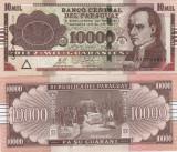 Paraguay 10 000 Guaranies 2011 UNC