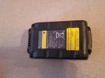 baterie panasonic ey9l44b 14.4v 3.3ah battery foto