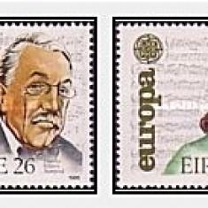 Irlanda 1985 - Europa, serie neuzata