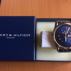 Ceas Tommy Hilfiger si ceas GUESS !! - Ceas barbatesc Tommy Hilfiger, Mecanic-Manual