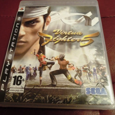 Virtua Fighter 5, PS3, original! Alte sute de jocuri! - Jocuri PS3 Sega, Actiune, 18+, Multiplayer