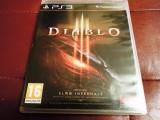 Diablo 3, PS3, original! Alte sute de jocuri!, Actiune, 18+, Multiplayer, Sega