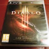Diablo 3, PS3, original! Alte sute de jocuri!