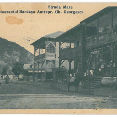 3811 - Valcea, BREZOI - old postcard - used - Carte Postala Oltenia 1904-1918, Circulata, Printata